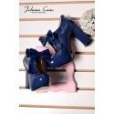 Jenny Azul Charol TG