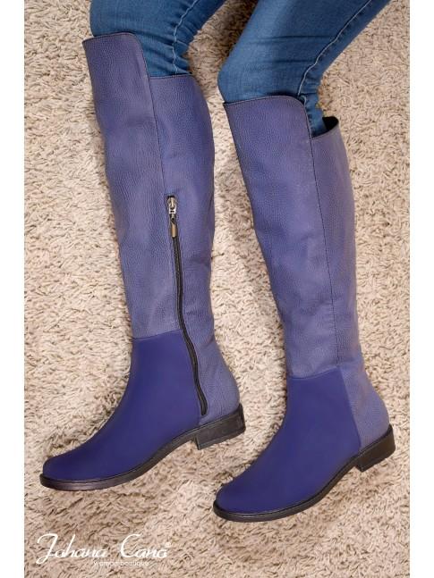Bota Lina Azul Fenix