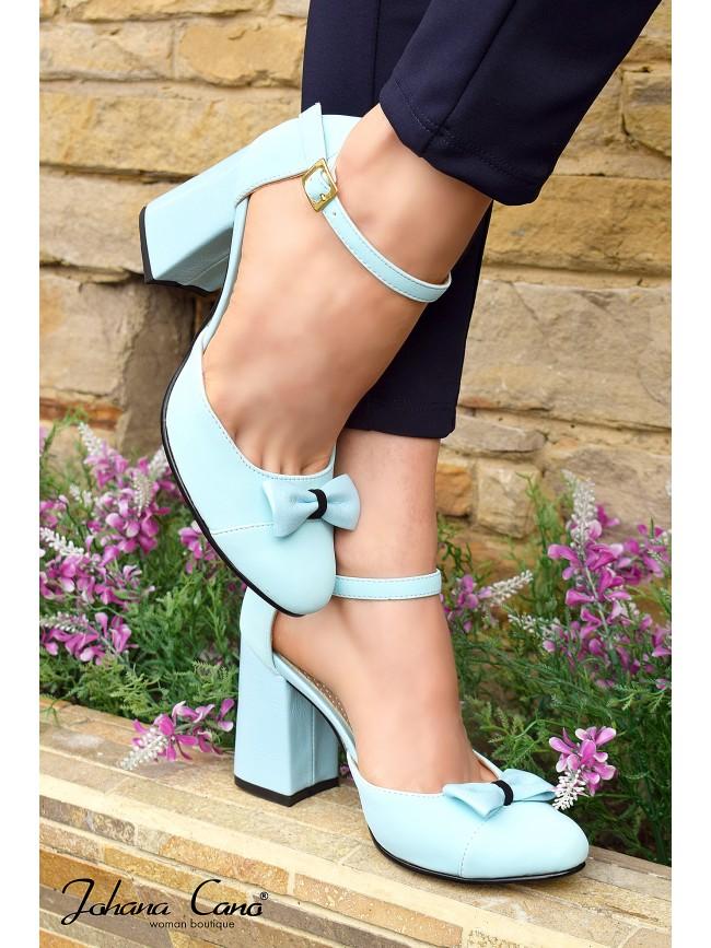 Zara Azul Celeste TG
