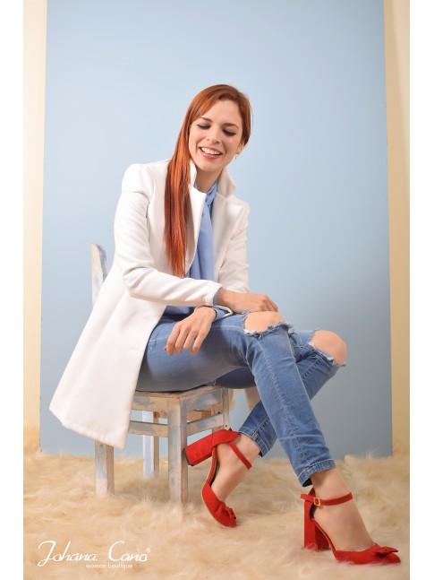 Fiona Rojo Lince TG