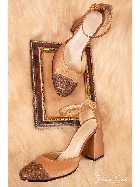 Zara Dorado Camel TG