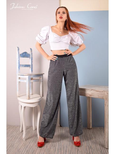 Pantalon Tech Gris