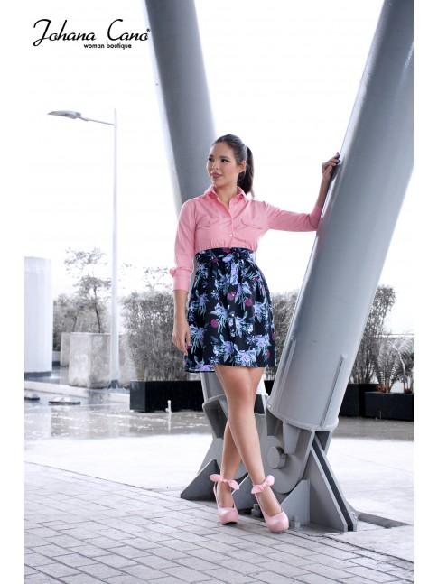 70524d1c9 Comprar vestido negro en blonda para mujer en Bogotá