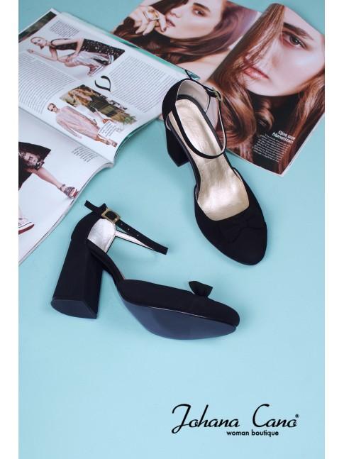 Zara Negro Nobuk TG