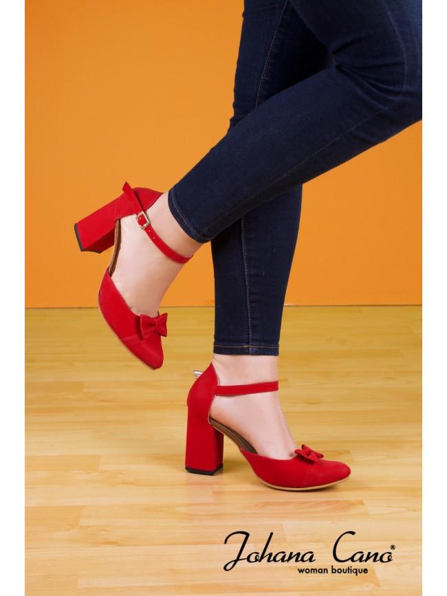 Zara Rojo Nobuk TG