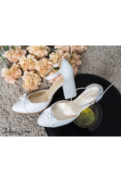 Zara Blanco Fenix TG