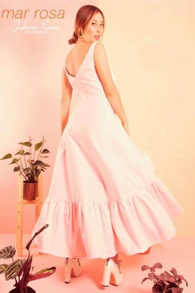Vestido Siena Rosado