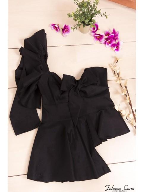 Blusa Sidney Negra